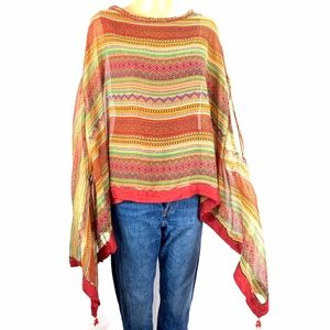 NWOT Soft Surroundings Gypset Top Size Small